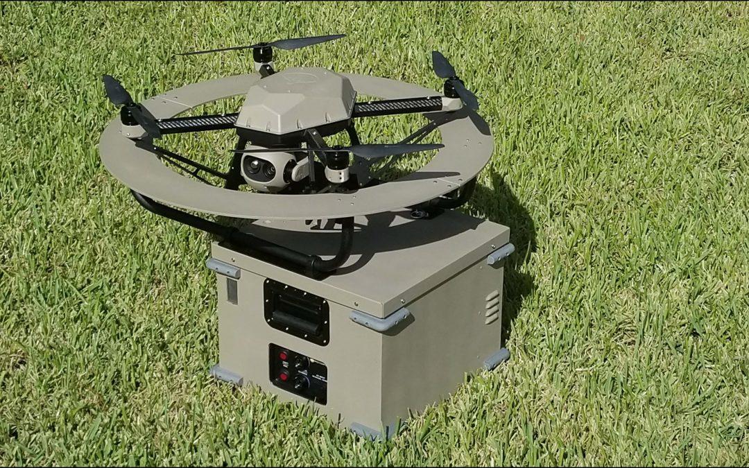 Hoverfly zgarnął rządowy kontrakt na 10 milonów na dostarczenie dla Amerykańskiej armii, dronów na uwięzi.