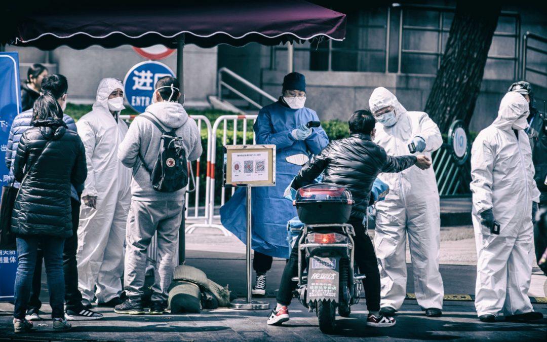 Drony w czasie pandemii, okiem Wielkiego Brata w walce z Koronawirusem